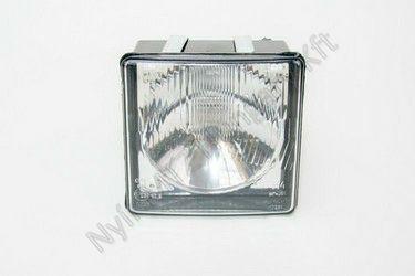 Lámpa fényszóró első kocka /nagy/ 155x155