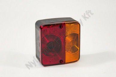 Lámpa hátsó univerzális kocka 100x110x50