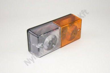 Lámpa irányjelző magas 75x175x65 belarus tip.