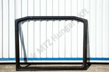 Fülke ablakkeret hátsó üres panorámás