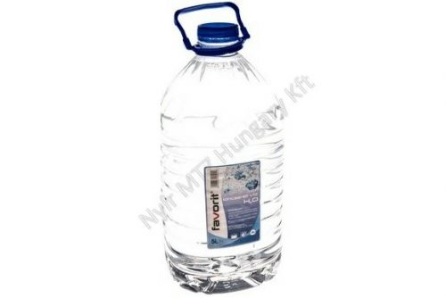 Ioncserélt víz 5 liter