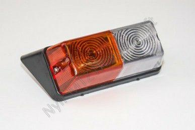 Lámpa irányjelző kpl. műanyag
