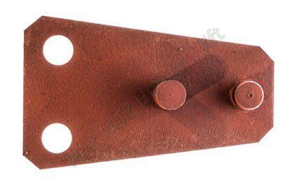 Fűkasza késtartó 2 csapos egyenes RK-211