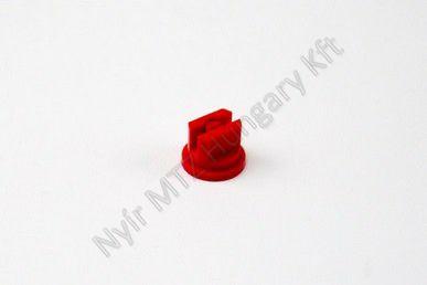 Permetező fúvóka vp 4-es piros