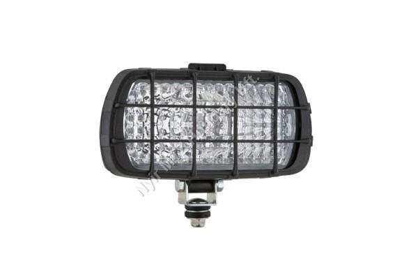 Lámpa munkalámpa szögletes rácsos WESEM 195x95 H3