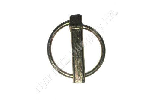 Biztosító csap körrugós 10 mm