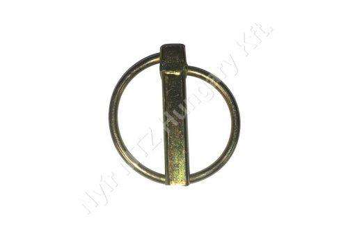 Biztosító csap körrugós 9 mm