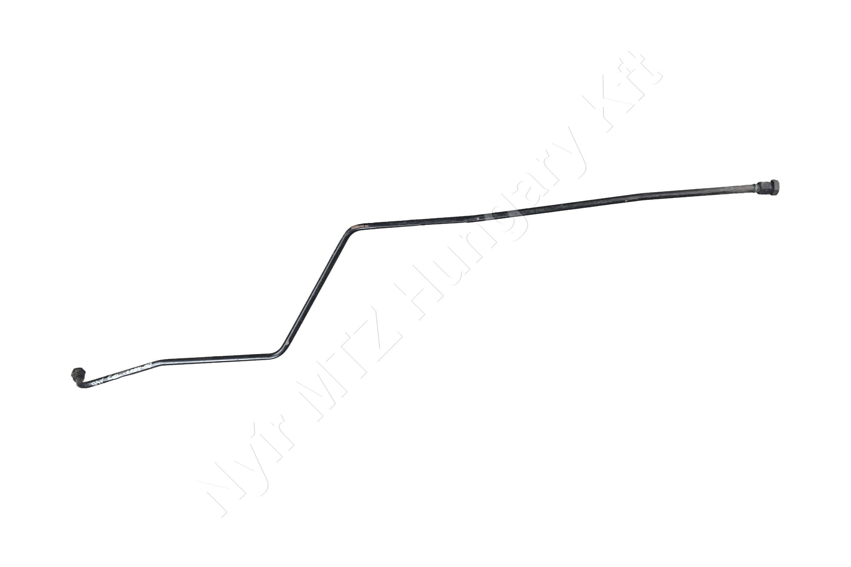 Vezérlőtömb olajcső hosszú gyorscsatlakozó /135/